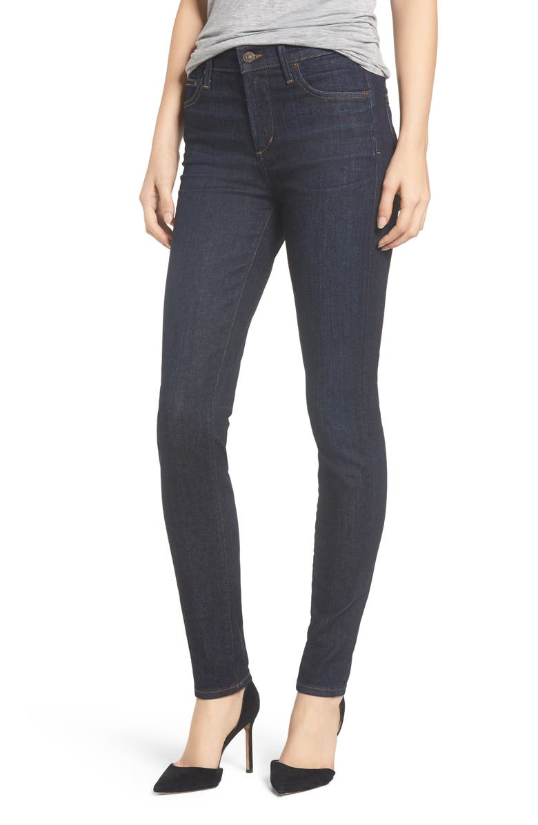 CITIZENS OF HUMANITY Rocket High Waist Skinny Jeans, Main, color, 401
