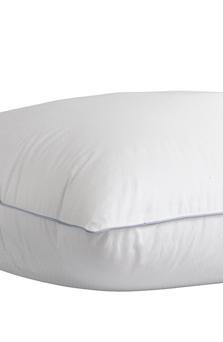 CLIMAREST 233 Thread Count Cooling Pillow, Main, color, WHITE