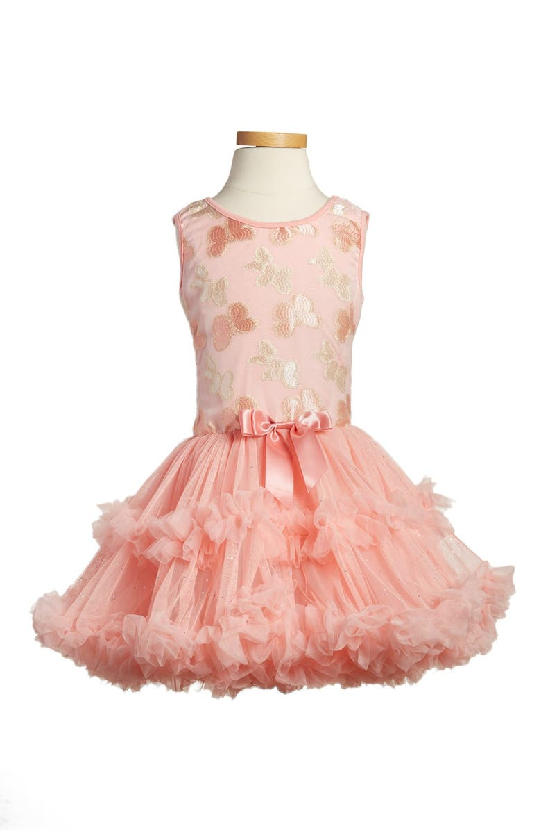 POPATU 'Butterfly' Sleeveless Party Dress, Main, color, 950