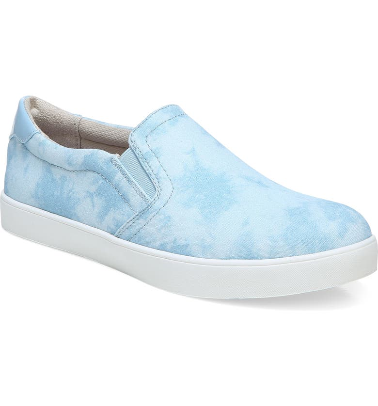 DR. SCHOLL'S Madison Slip-On Sneaker, Main, color, BLUE FABRIC
