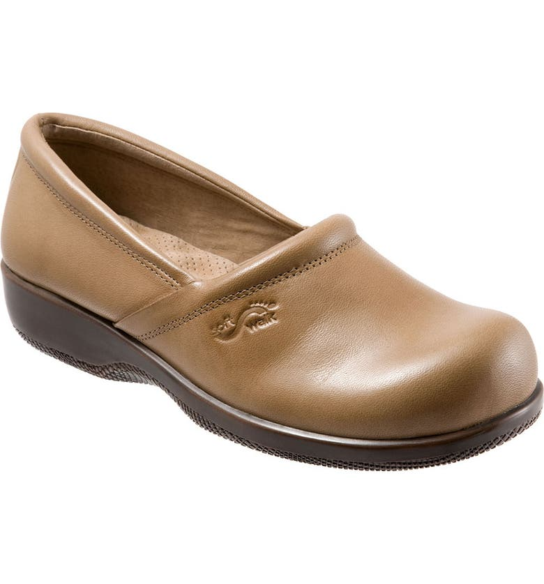 SOFTWALK<SUP>®</SUP> 'Adora' Slip-On, Main, color, TAUPE