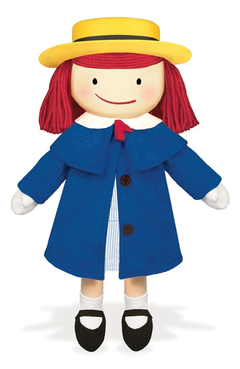 YOTTOY Madeline<sup>™</sup> Stuffed Doll, Main, color, BLUE/ YELLOW/ RED