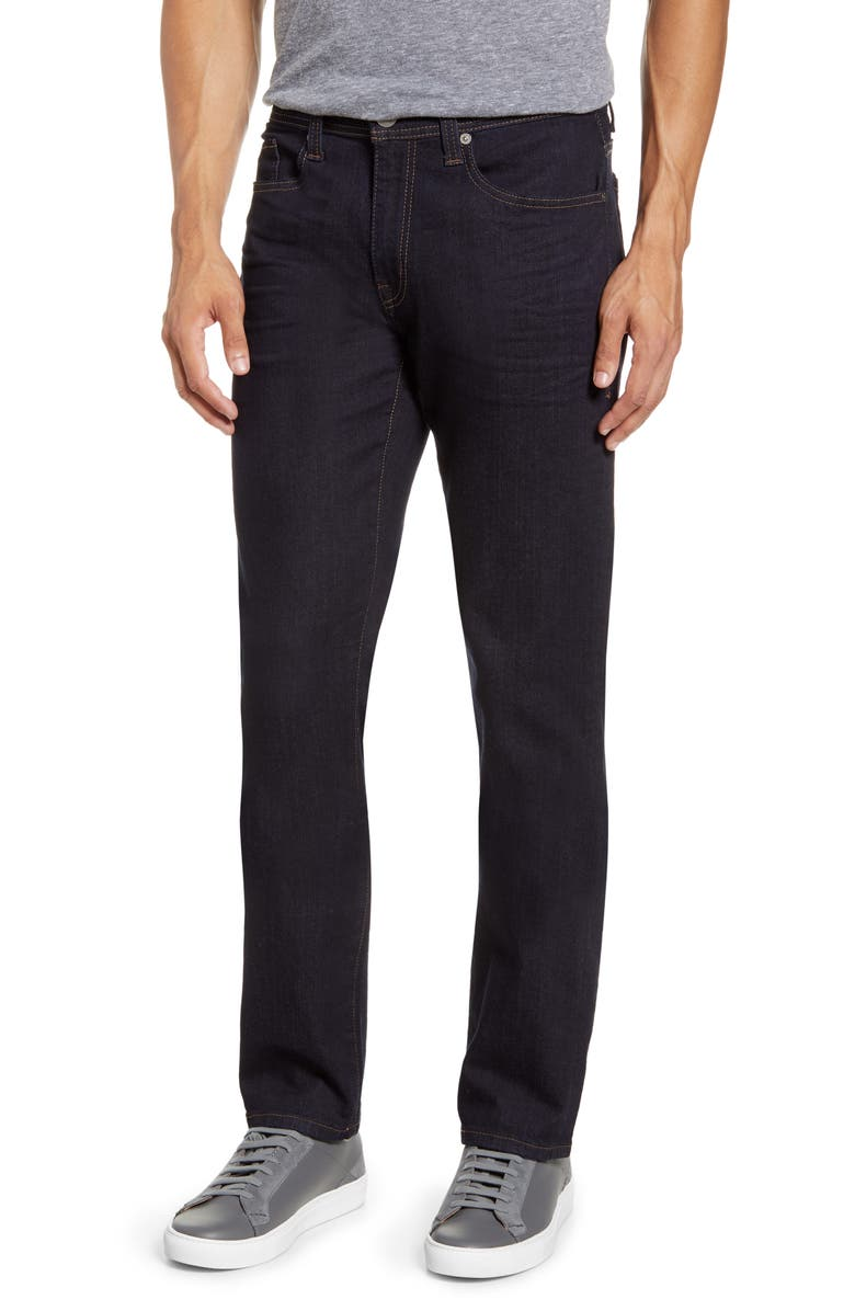 FIDELITY DENIM Jimmy Slim Straight Leg Jeans, Main, color, 400