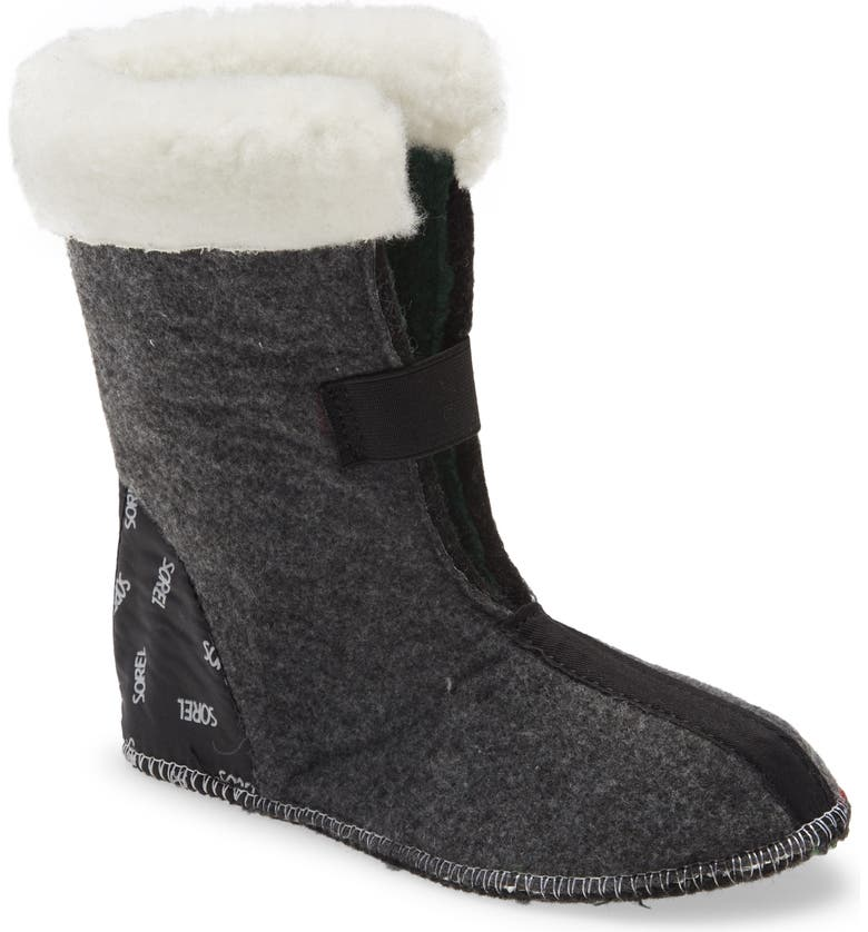 SOREL Caribou Thermoplus Boot Liners, Main, color, 250