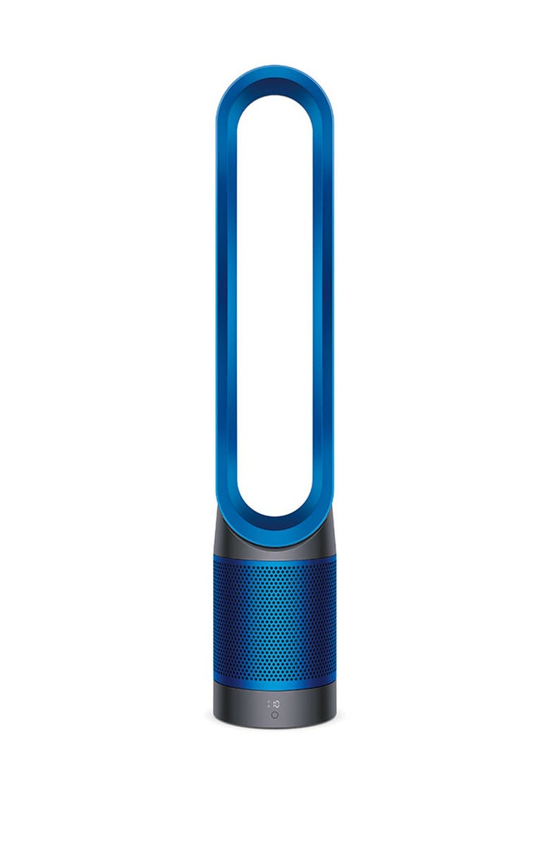 DYSON Pure Cool Purifier - Refurbished, Main, color, IRON/BLUE