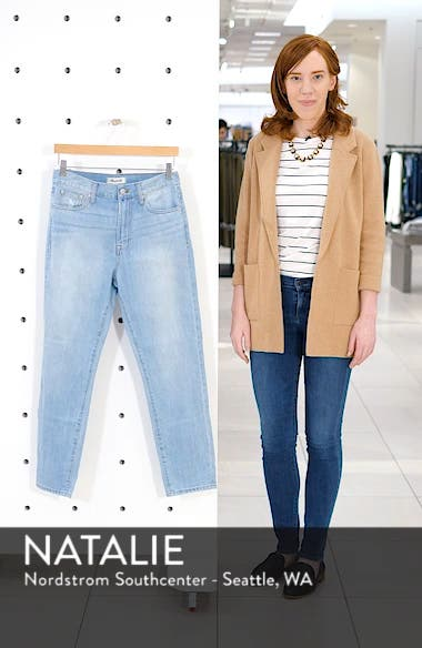 Perfect Summer High Rise Ankle Jeans, sales video thumbnail