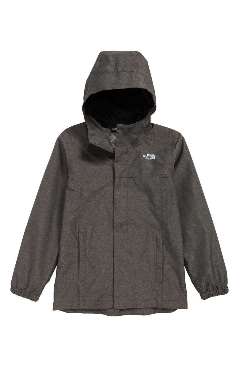 THE NORTH FACE Resolve Waterproof Hooded Jacket, Main, color, 021