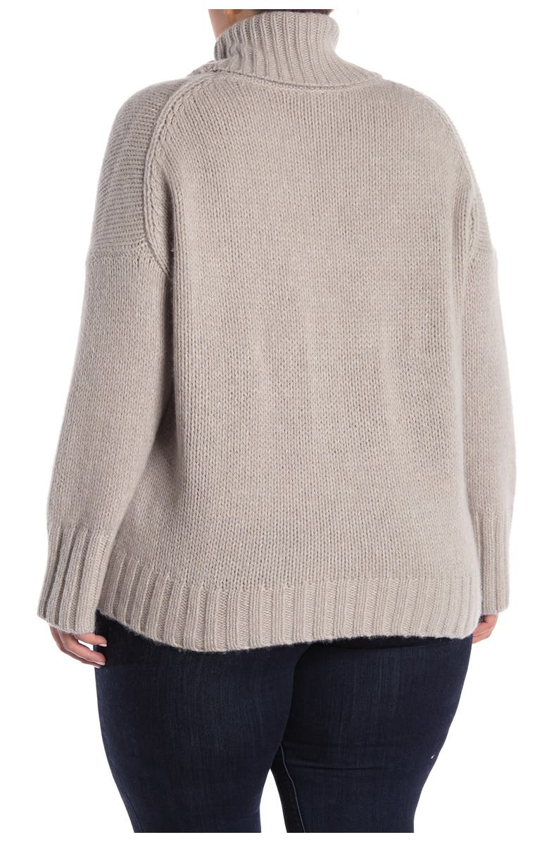 NAKEDCASHMERE Hadley Cashmere Sweater, Main, color, FOG