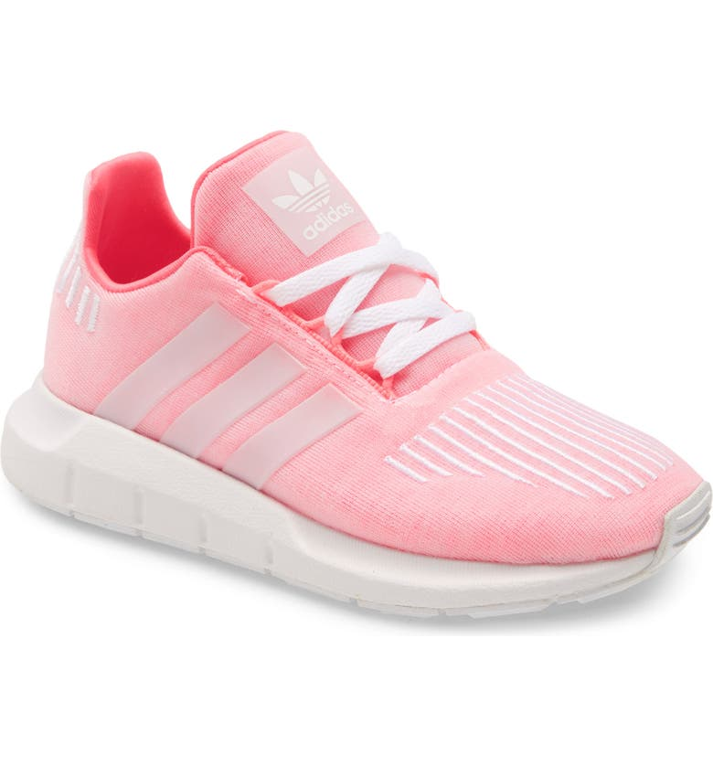 ADIDAS Swift Run Sneaker, Main, color, SHOCK RED/ WHITE