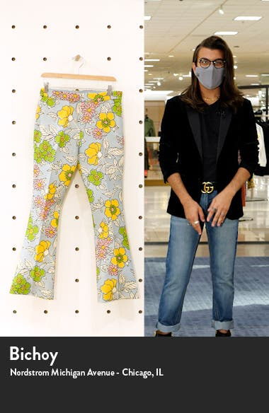 Twill Crepe Ankle Pants, sales video thumbnail
