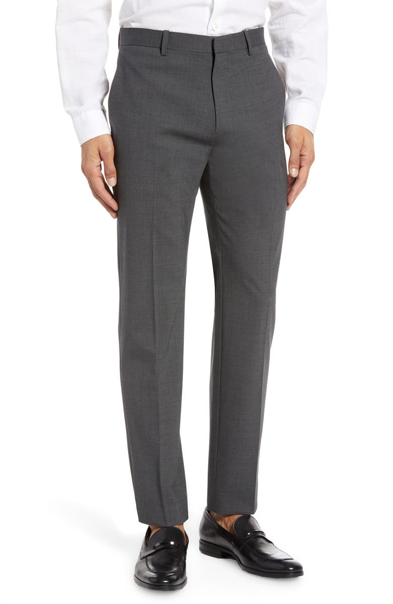 THEORY Mayer New Tailor 2 Wool Dress Pants, Main, color, 062