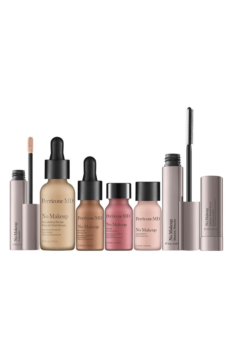 PERRICONE MD No Makeup Curated Collection, Main, color, No Color