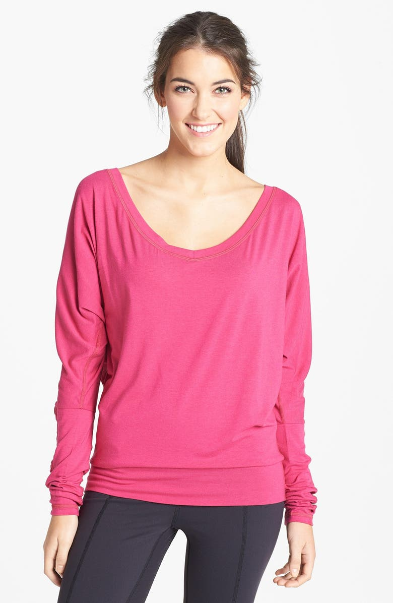 KARMA 'Eleanor' Dolman Sleeve Top, Main, color, 675