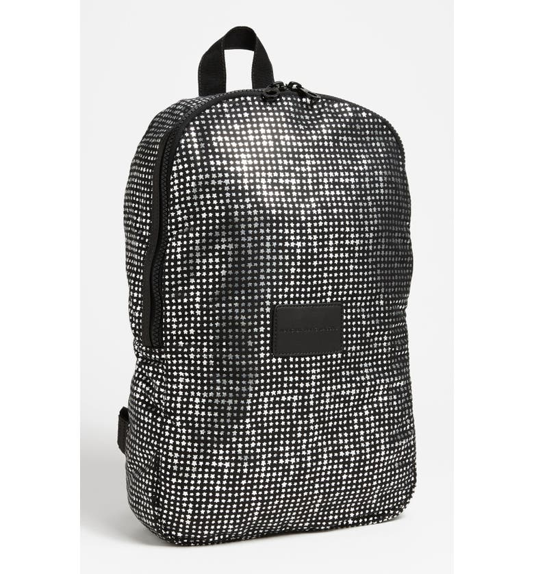 MARC JACOBS MARC BY MARC JACOBS 'Reluctant Stars' Packable Backpack, Main, color, 001