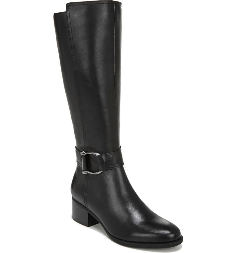 NATURALIZER Daelynn Tall Boot, Main, color, 001