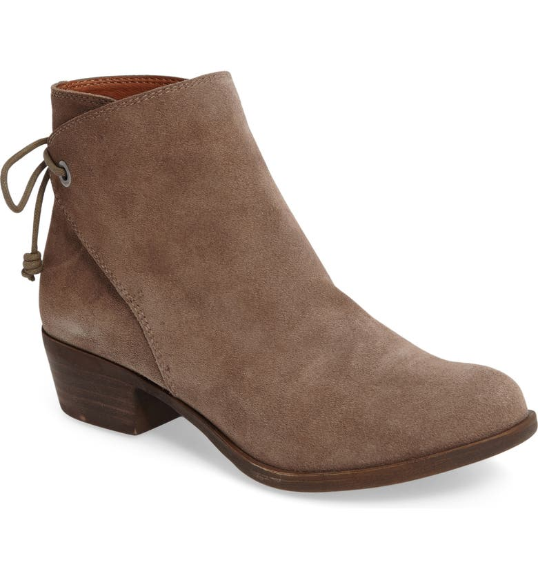LUCKY BRAND Gwenore Tie Bootie, Main, color, 240