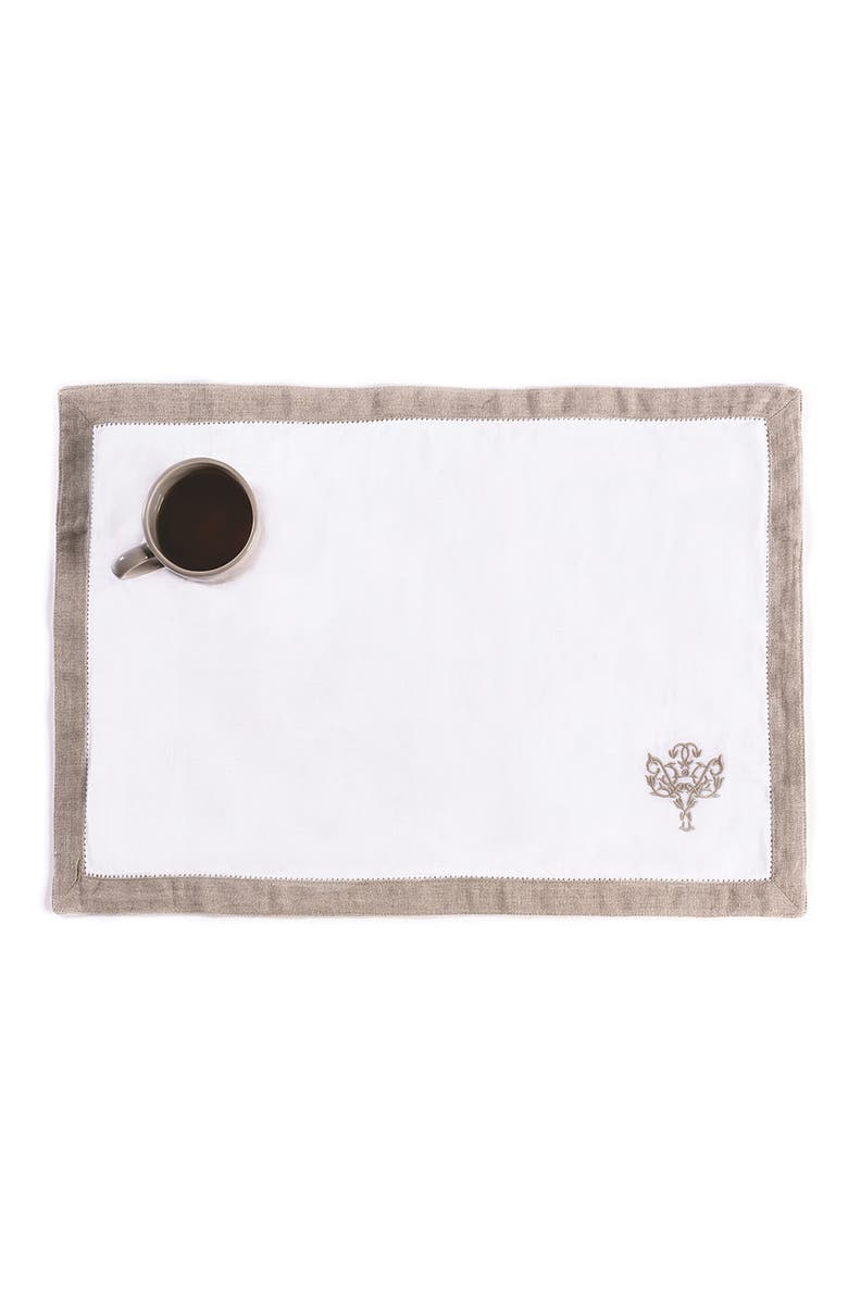POM POM AT HOME Lux Placemats - Set of 4, Main, color, NATURAL