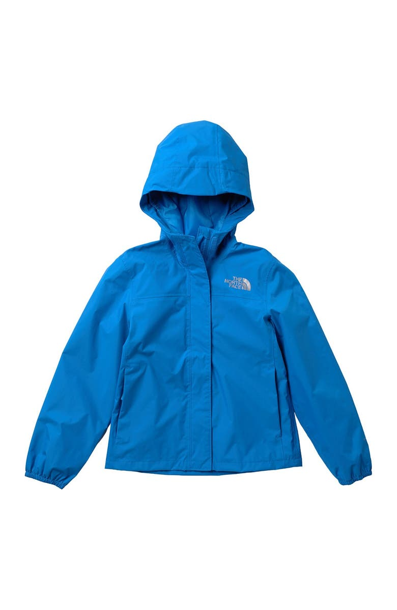 THE NORTH FACE Resolve Reflective Jacket, Main, color, CLEAR LAKE