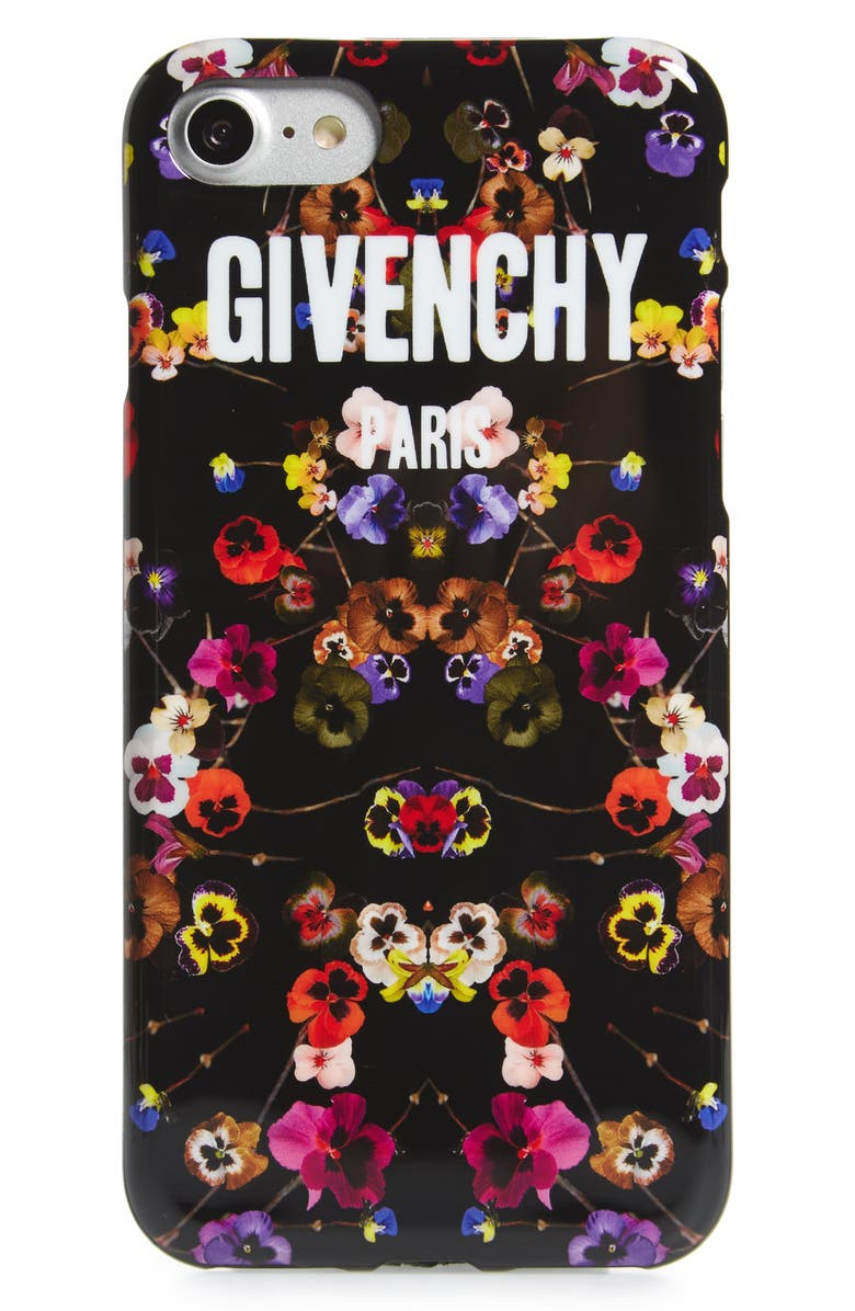 GIVENCHY Night iPhone 7 Case, Main, color, 960
