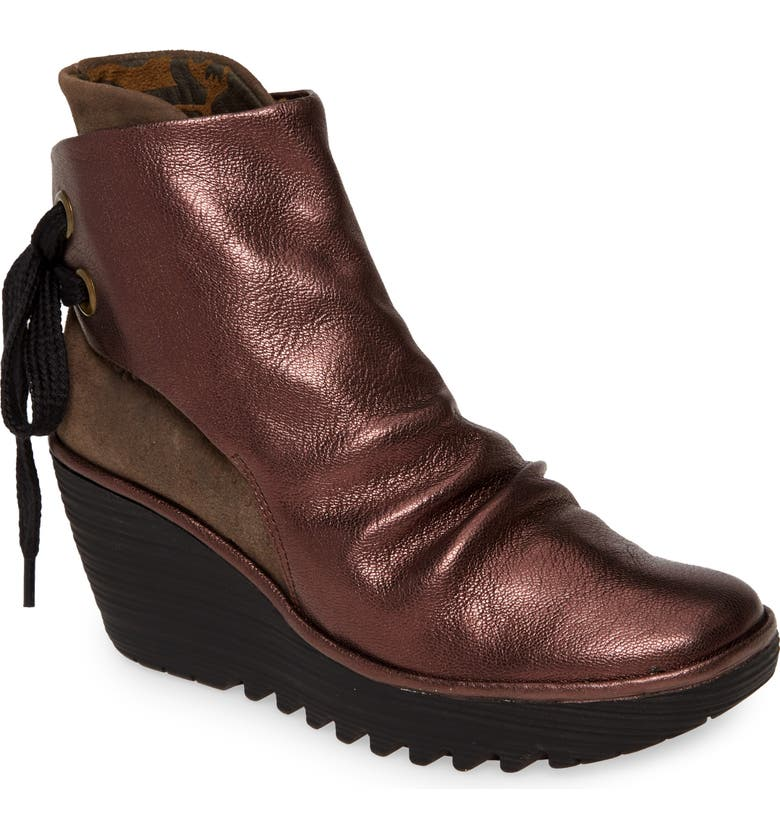 FLY LONDON 'Yama' Bootie, Main, color, 930