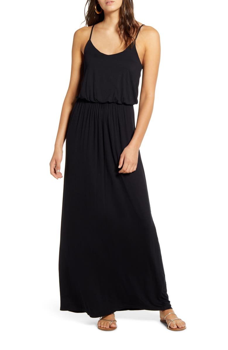 --- All in Favor Knit Maxi Dress, Main, color, 026