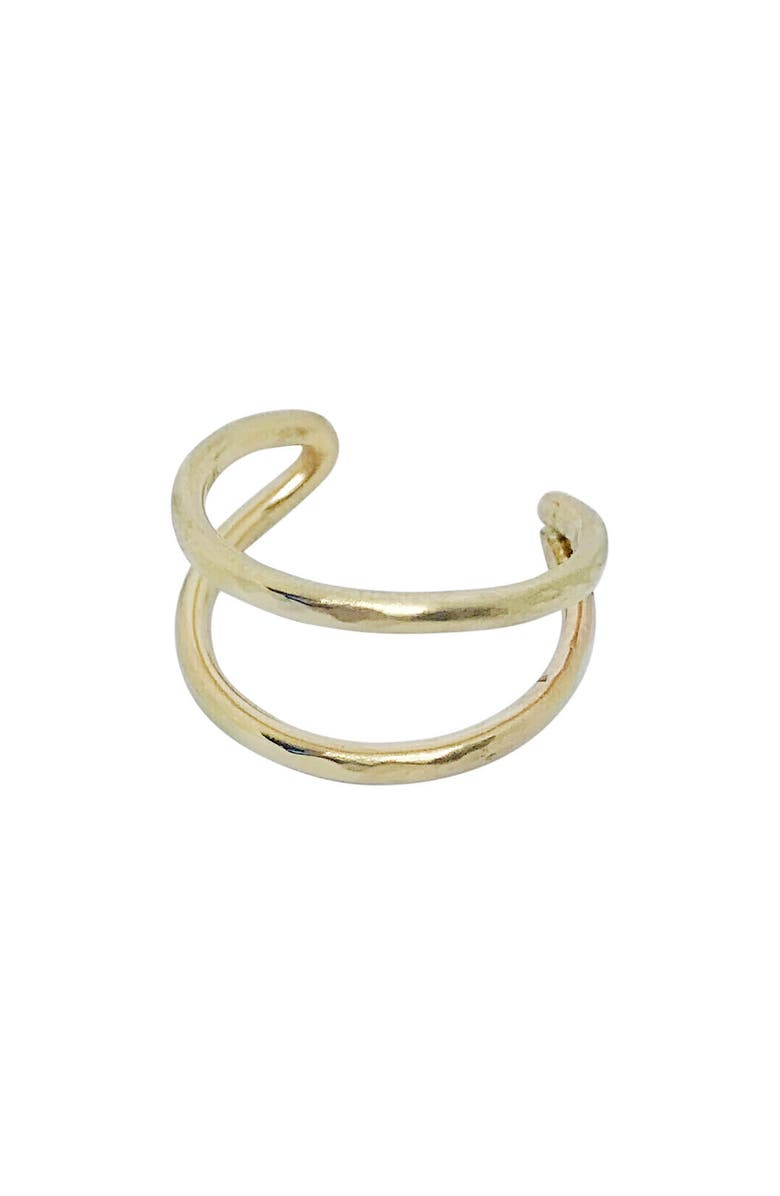 NASHELLE Aria Ring, Main, color, Gold