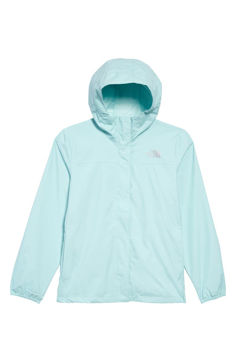 THE NORTH FACE Resolve Waterproof Hooded Jacket, Main, color, 310