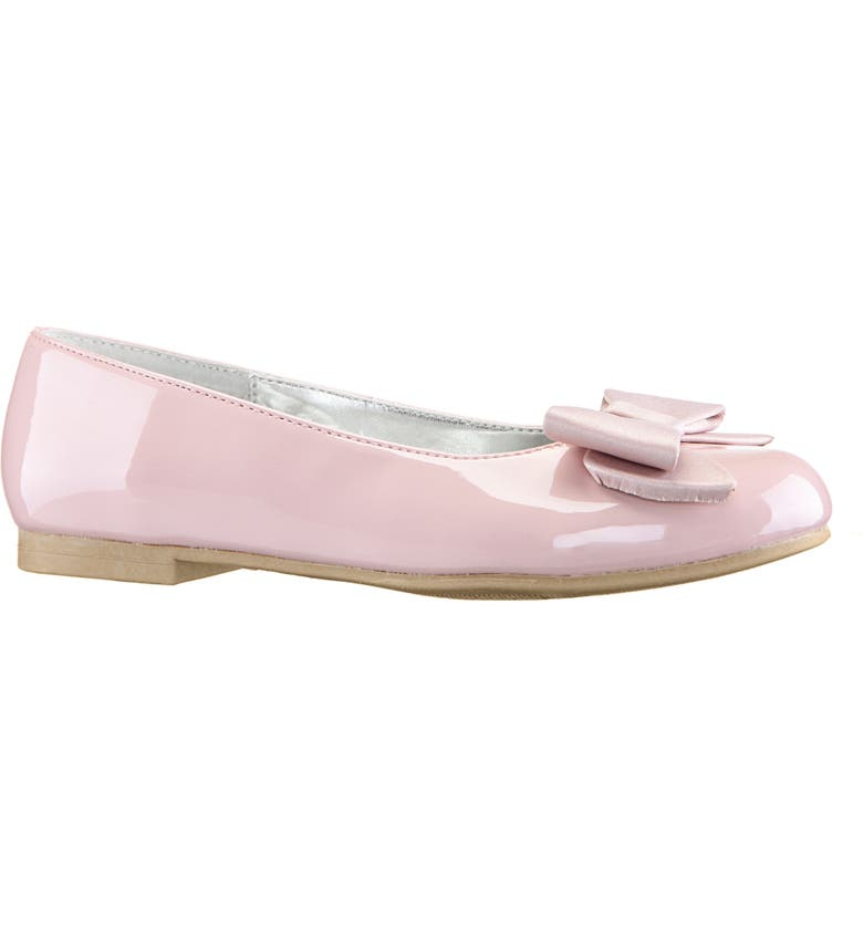 NINA 'Pegasus' Flat, Main, color, BLUSH PATENT