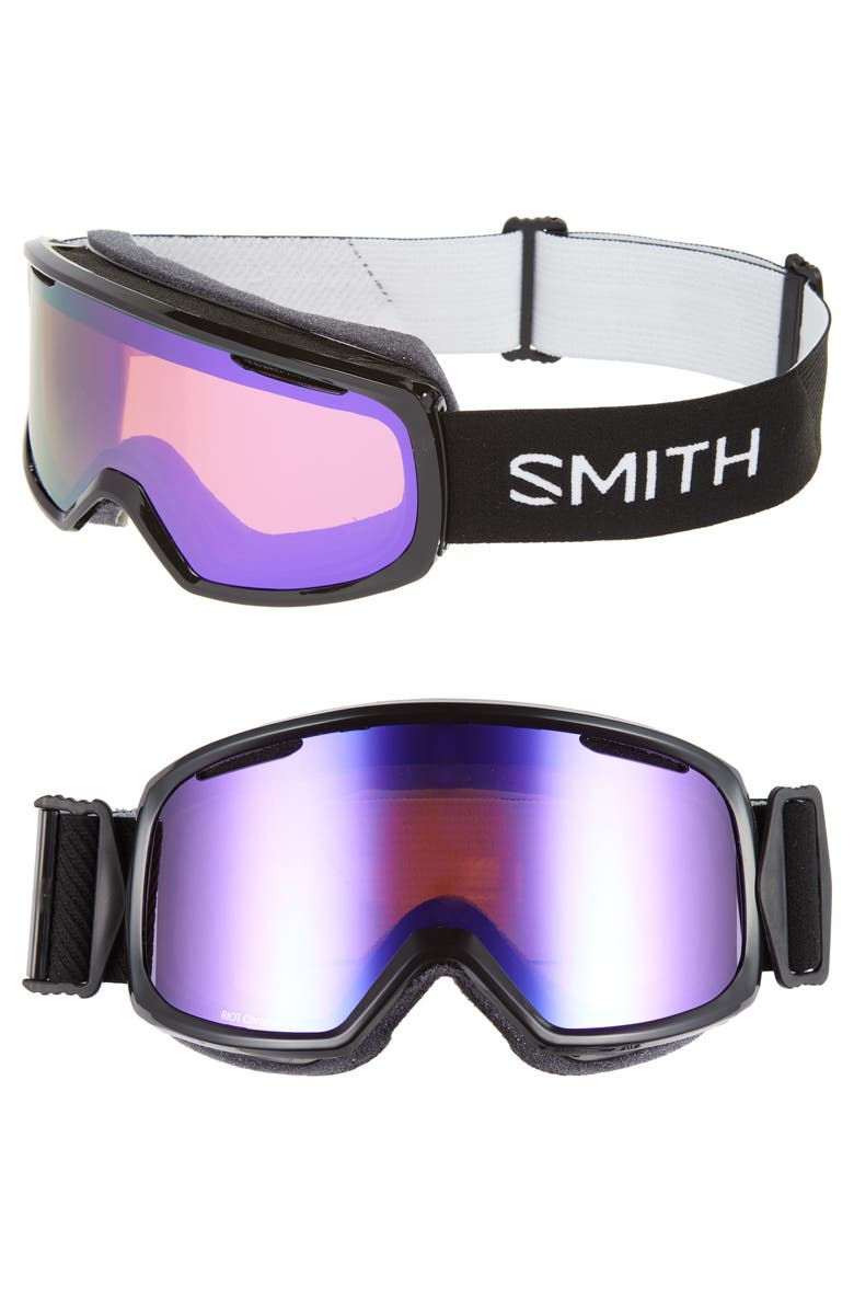 SMITH Riot Chromapop 180mm Snow/Ski Goggles, Main, color, 006