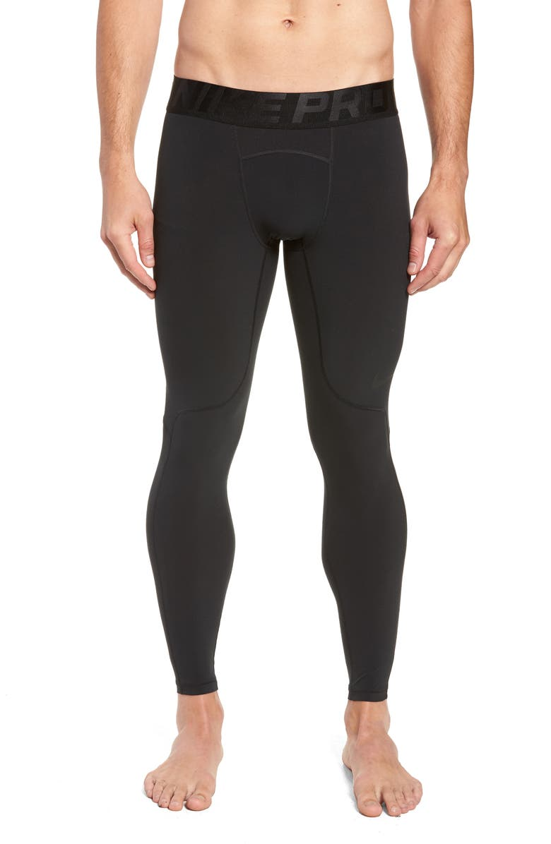 NIKE Pro Power Tights, Main, color, 010