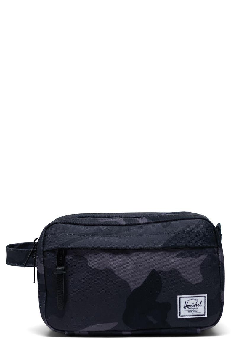 HERSCHEL SUPPLY CO. Chapter X-Large Dopp Kit, Main, color, 001
