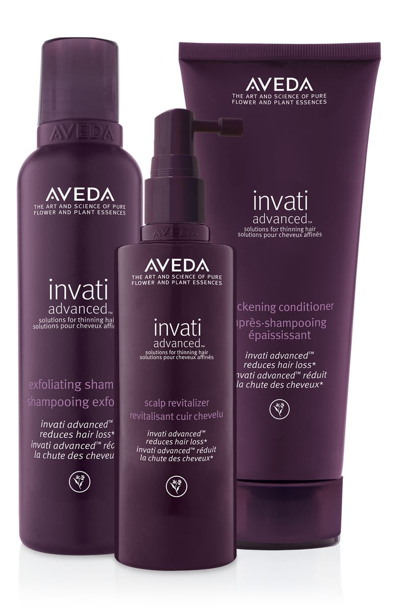 AVEDA invati<sup>™</sup> Advanced Three-Step Kit, Main, color, NO COLOR