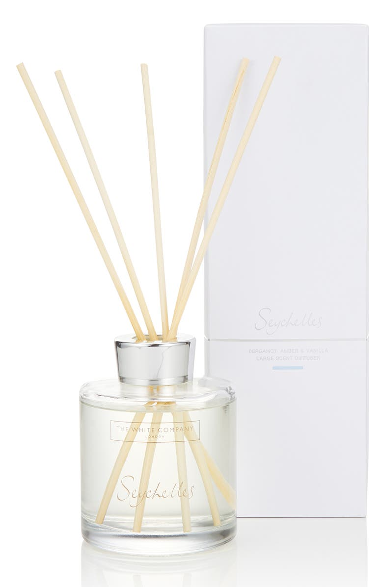 THE WHITE COMPANY Large Home Fragrance Diffuser, Main, color, 101