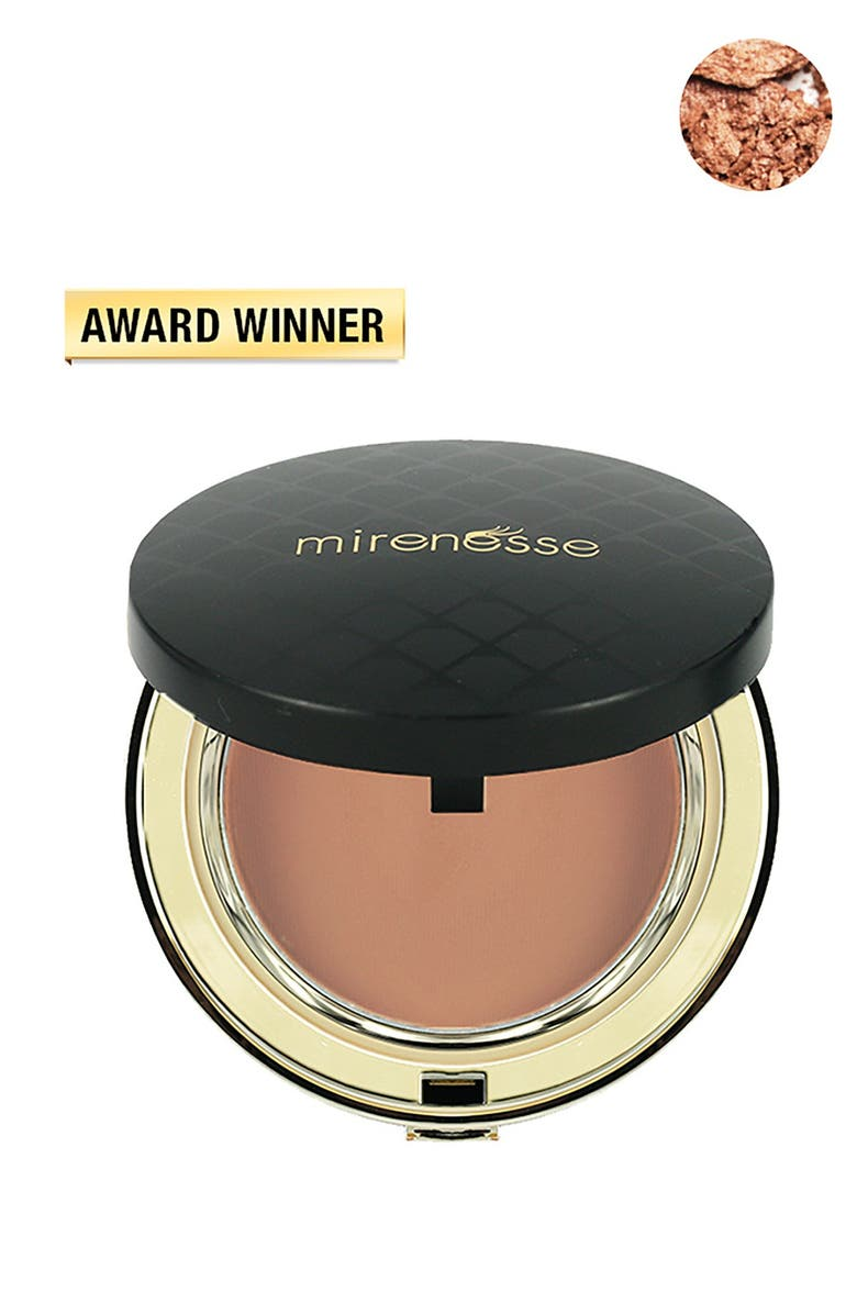 MIRENESSE Skin Clone Mineral Powder Foundation 1 - Sunkissed Bronze, Main, color, no color