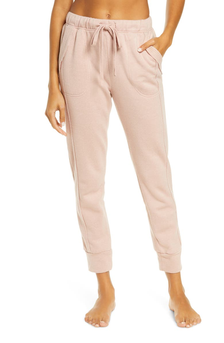 FREE PEOPLE FP MOVEMENT Work it Out Joggers, Main, color, CAMEO DUST