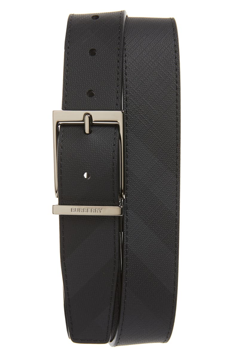 BURBERRY Clarke Belt, Main, color, 020
