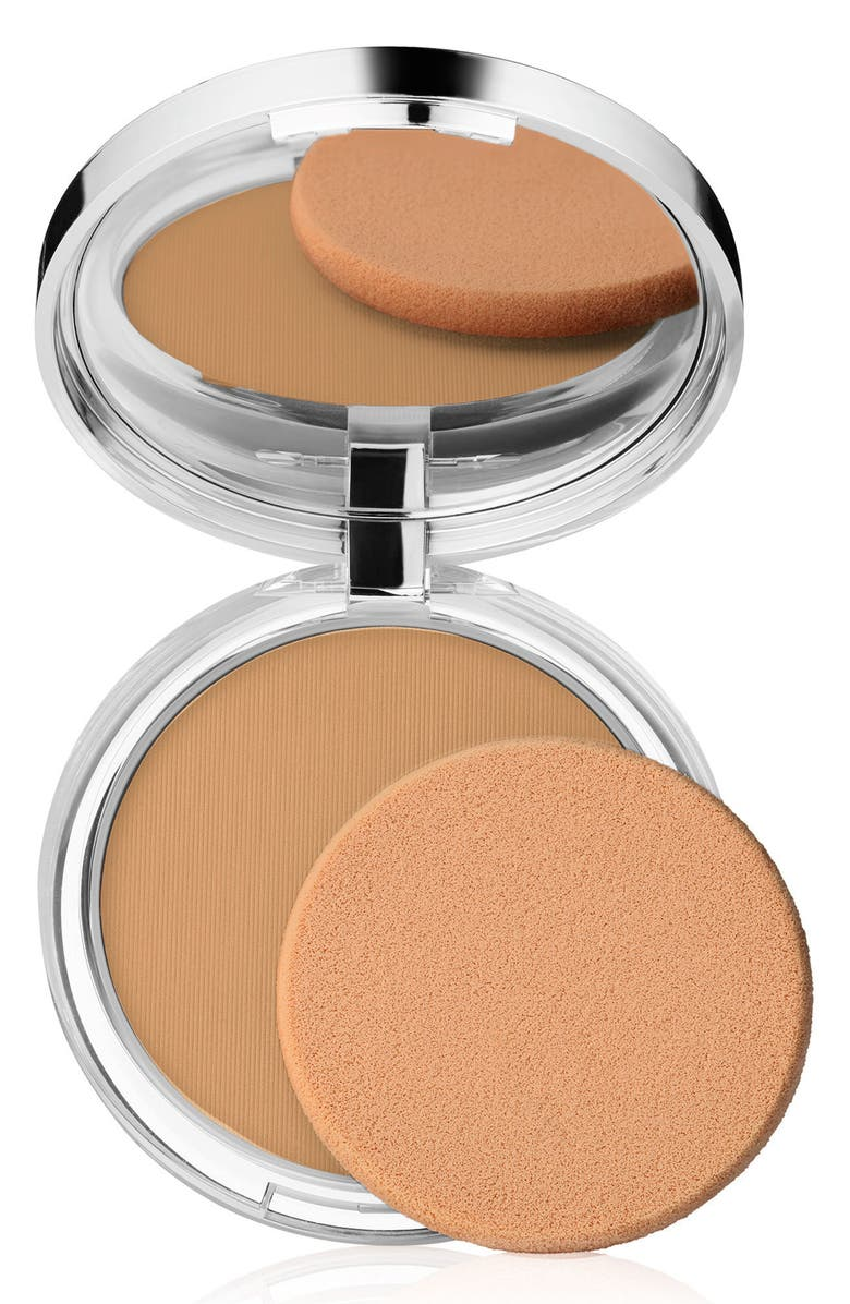 CLINIQUE Stay-Matte Sheer Pressed Powder, Main, color, STAY OAT