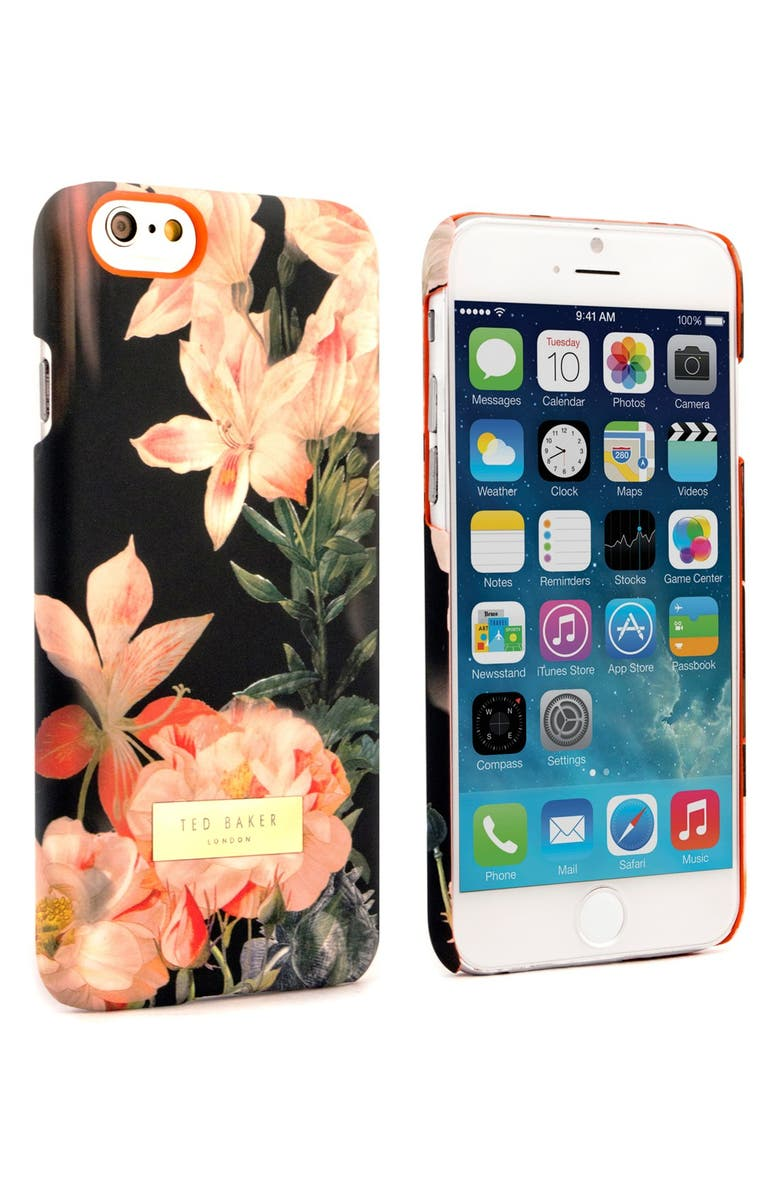 TED BAKER LONDON Salso iPhone 6/6s/7/8 Case, Main, color, 400