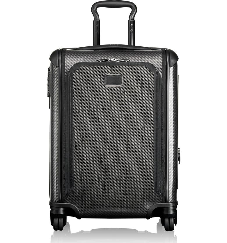 TUMI Tegra-Lite<sup>®</sup> Max 22-Inch Continental Expandable Carry-On, Main, color, BLACK GRAPHITE