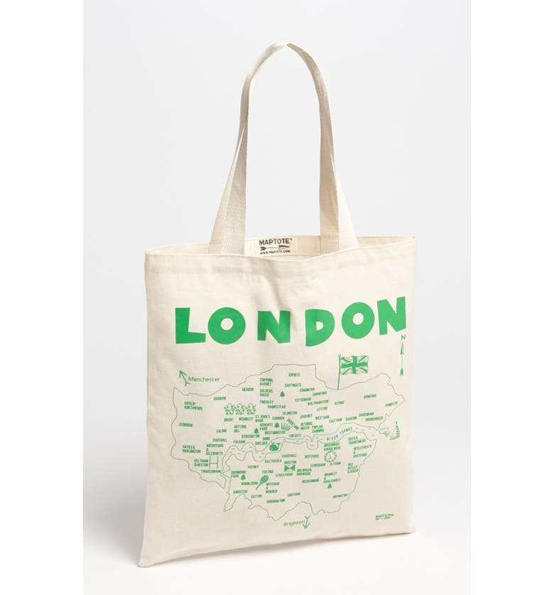 MAPTOTE Canvas Tote, Large, Main, color, 251