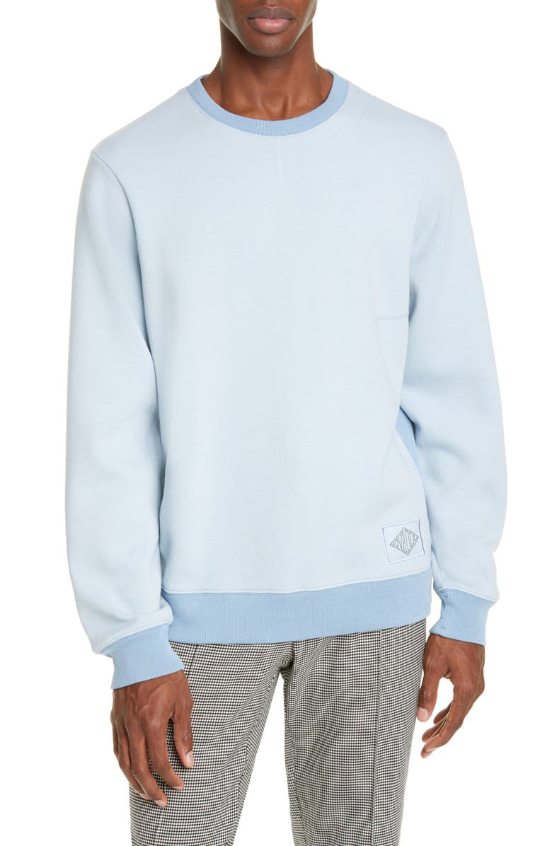 OVADIA Dune Crewneck Sweatshirt, Main, color, 467