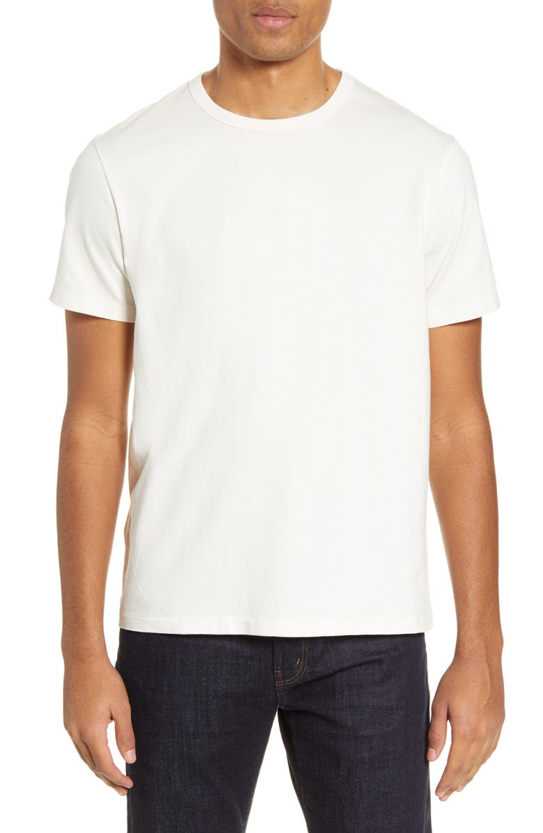 MADEWELL Garment Dyed Allday Crewneck T-Shirt, Main, color, LIGHTHOUSE