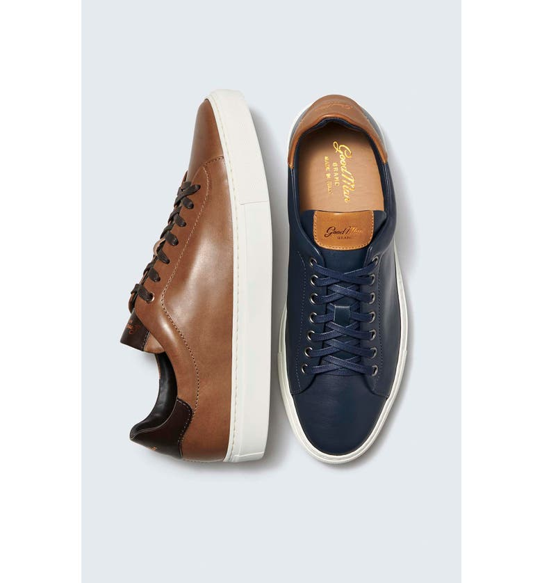 GOOD MAN BRAND Legend Low Top Sneaker, Main, color, 010
