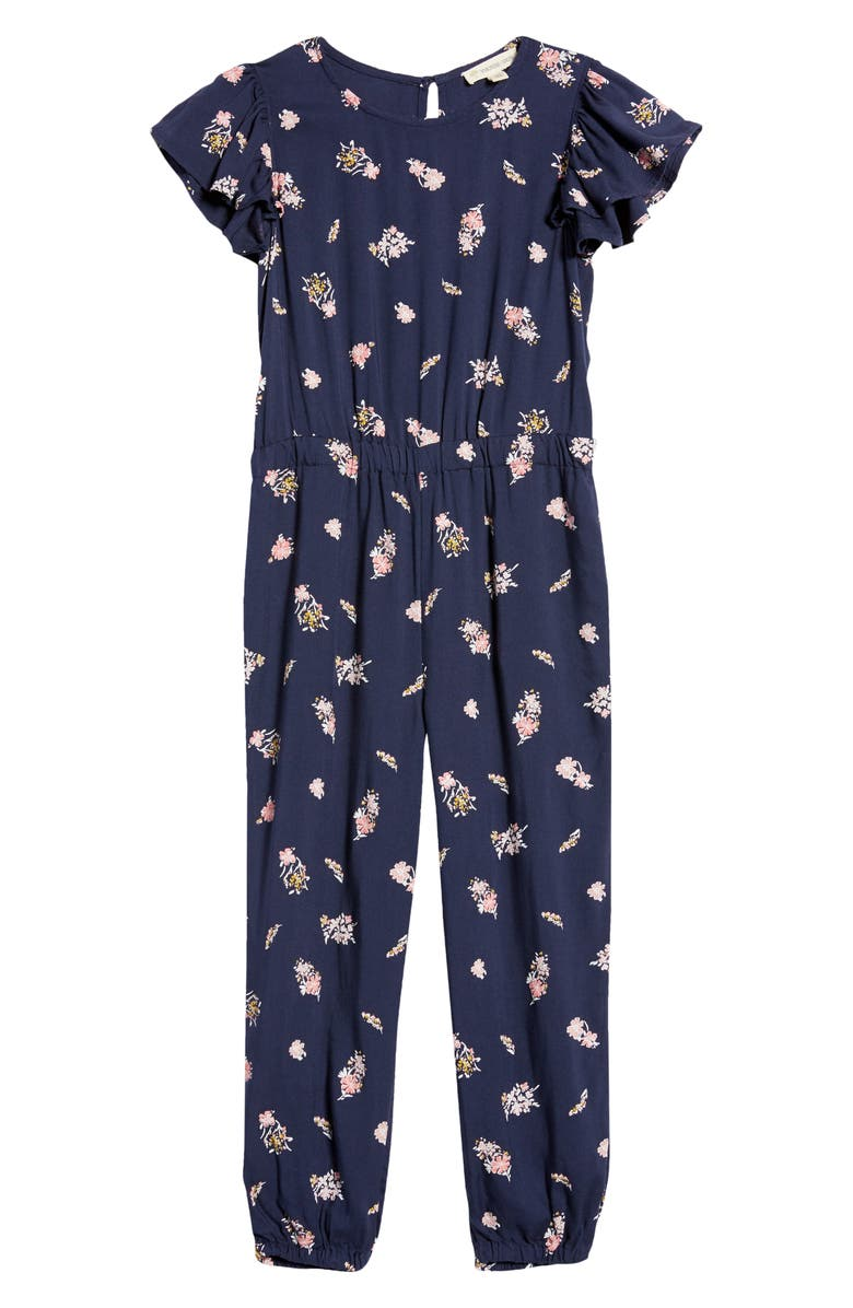 TUCKER + TATE Kids' Playtime Jumpsuit, Main, color, 410