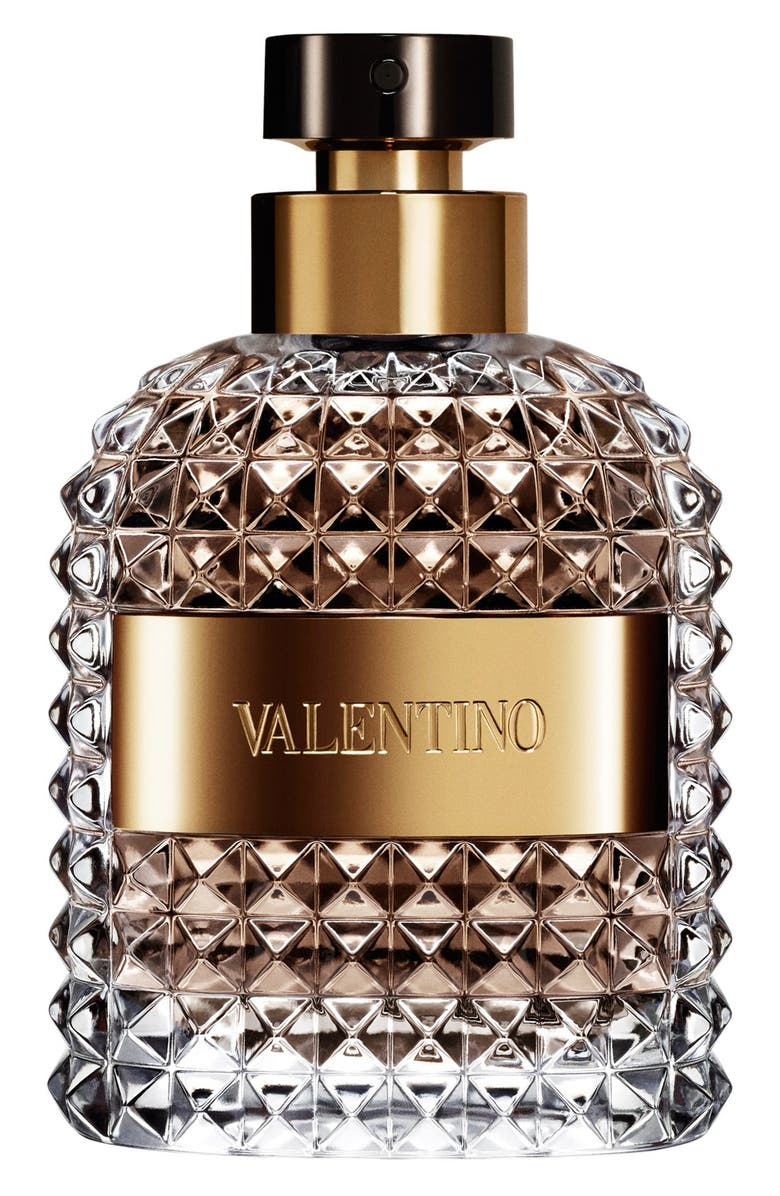 VALENTINO Uomo Eau de Toilette, Main, color, NO COLOR