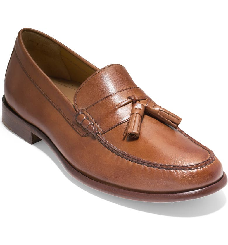 COLE HAAN Pinch Grand Classic Tassel Loafer, Main, color, 200