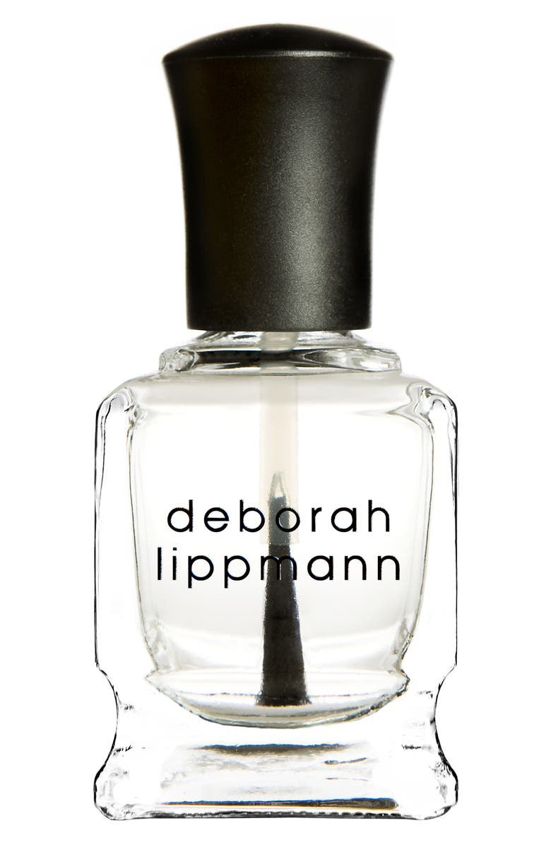 DEBORAH LIPPMANN High and Dry Top Coat, Main, color, NO COLOR