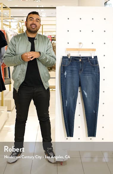Distressed Jeggings, sales video thumbnail