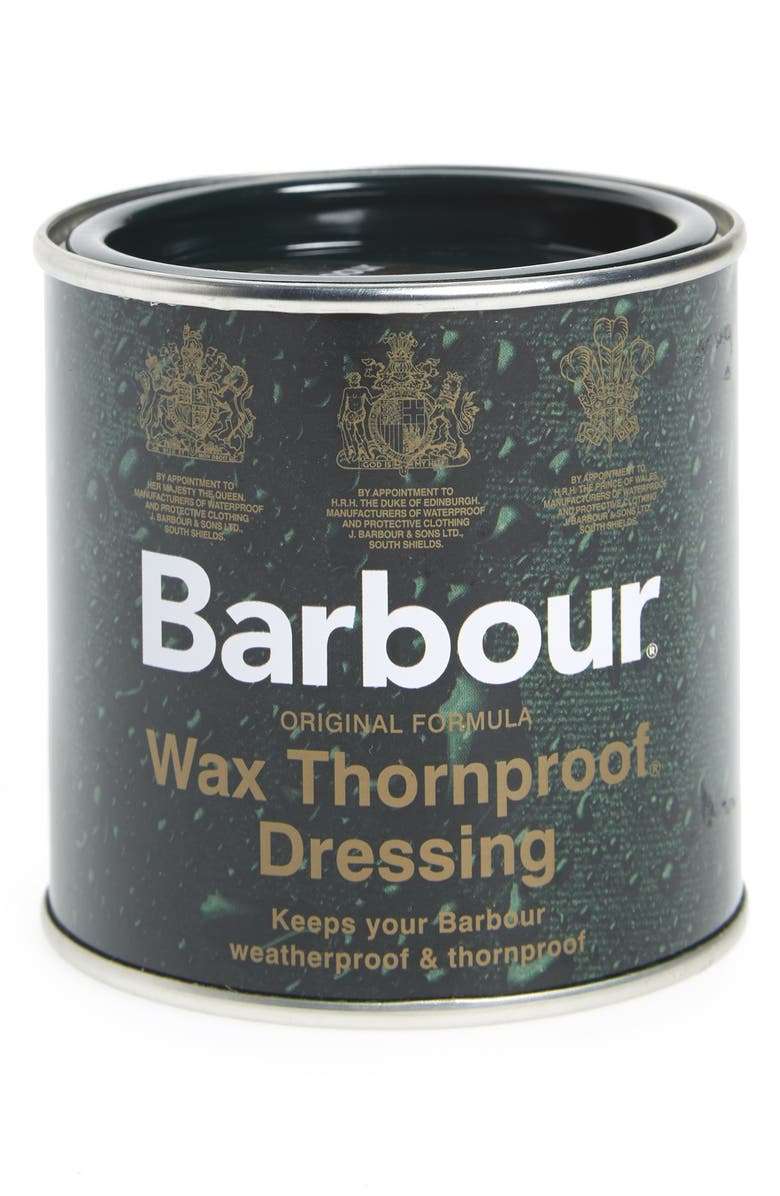 BARBOUR Wax Thornproof Dressing, Main, color, NO COLOR