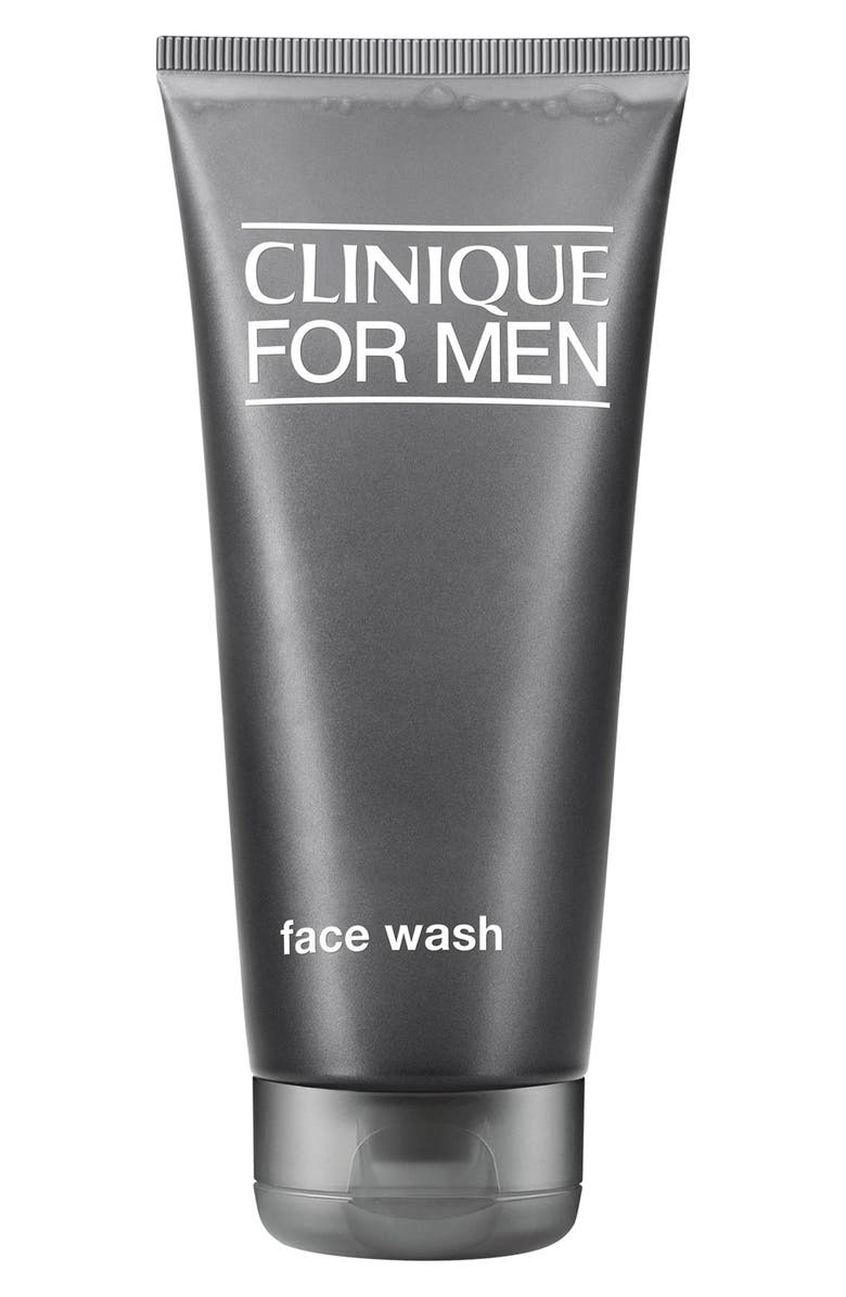 CLINIQUE for Men Face Wash, Main, color, NO COLOR